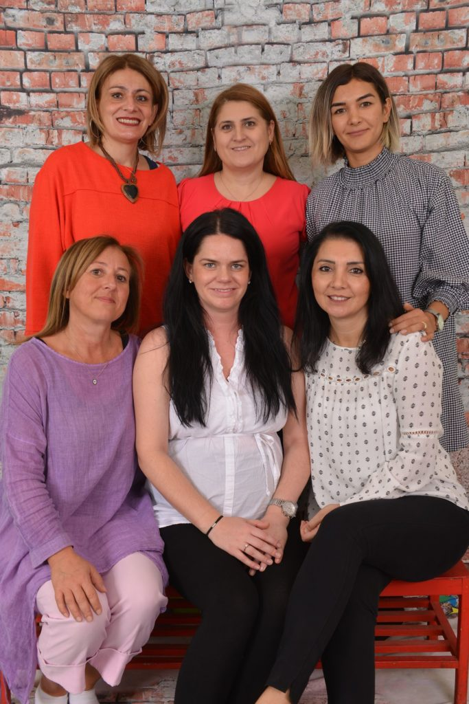Kindergartenteam 2019-2020